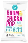 Boom Chicka Pop White Cheddar Popcorn - 4.5 Oz.