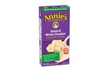 Annies Mwo Macaroni and Cheese White Cheddar - 6 Oz.