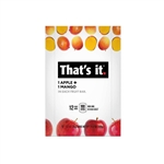 Apple Plus Mango Fruit Bar Gluten Free - 1.2 Oz.
