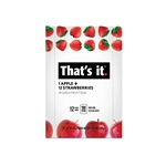 Apple and Strawberry Snack Bar Gluten Free - 1.2 Oz.