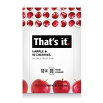 Thats It Fruit Bar Apple and Cherry - 1.2 Oz.