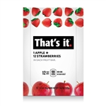 Thats It Fruit Bar Apple and Strawberry - 1.2 Oz.