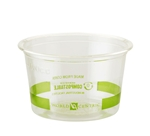 Biocompostable Corn Starch Ingeo Souffle Clear Cup - 4 Oz.