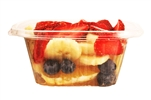 Ingeo Compostable Rectangle Container - 32 Oz.