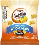 Pepperidge Farm Goldfish Crackers Xtra Cheddar - 0.75 Oz.