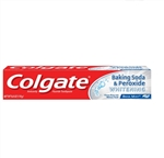 Toothpaste Backing Soda And Peroxide Whitening - 6 Oz.