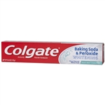 Baking Soda and Peroxide Whitening Toothpaste - 6 Oz.