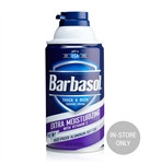 Barbasol Extra Moisturizing Thick and Rich Shaving Cream - 10 Oz.