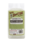 Bobs Red Mill White Corn Grits - 24 Oz.