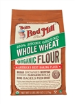 Bobs Red Mill Organic Whole Wheat Flour