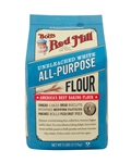 Bobs Red Mill Unbleached White All-Purpose Flour - 5 Lb.