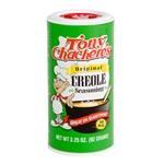 Tony Chacheres Creole Seasoning - 3.25 Oz.