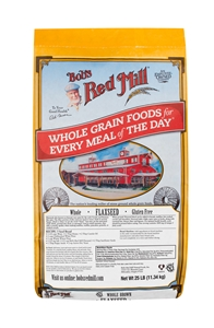 Bobs Red Mill Flaxseeds - 25 lb.