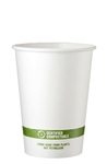 Hot Paper Bowl with Bio Lining - 32 Oz.
