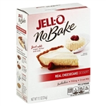 Jell-O Dessert No Bake Real Cheesecake - 11.1 Oz.