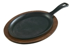 Oval Serving Griddle - 10 in. x 7.5 in.