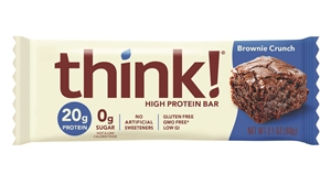 Brownie Crunch Bar - 2.1 Oz.