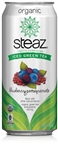 Organic Iced Tea Blueberry Pomegranate And Acai - 16 Oz.