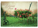 Welcome To Our Place Placemat - 9.75 in. x 14 in.