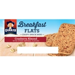 Quaker Breakfast Flats Cranberry Almond - 1.41 Oz.