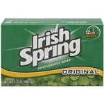 Irish Spring Original Deodorant Soap Regular - 3.75 Oz.