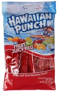 Hawaiian Punch Twists - 5 Oz.