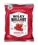 Wiley Wallaby Red Liquorice - 4 Oz.