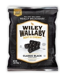Wiley Wallaby Black Liquorice - 4 Oz.