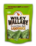 Wiley Wallaby Green Apple Liquorice - 10 Oz.