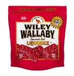 Wiley Wallaby Red Liquorice - 24 Oz.