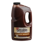 Cattleman Kentucky Bourbon Barbecue Sauce - 1 Gal.