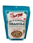 Bobs Red Mill Gluten Free Apple Blueberry Granola - 12 Oz.