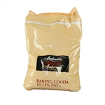 Natural Low Fat Cocoa Powder Amber 10/12 - 5 Lb.