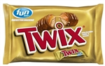 Twix Caramel Fun Size Candy - 10.83 Oz.