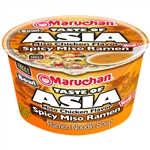 Maruchan Bowl Taste of Asia Spicy Miso Ramen - 3.38 Oz.