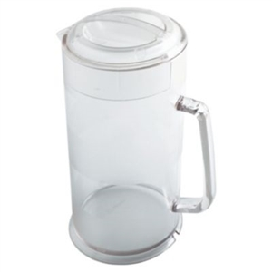 Camwear Clear Pitcher Covered - 64 Oz.