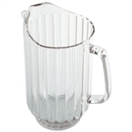 Camwear Clear Pitcher with Handle - 60 Oz.