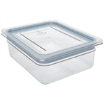 Camwear Clear Food Pan - 6 in.