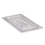 Camwear Food Pan Cover With Handle Clear Third Size