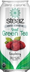 Zero Raspberry Iced Tea - 16 Oz.