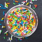 Rainbow Sprinkles 8 Color - 6 Lb.