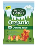 Black Forest Organic Gummy Bears - 6 Oz.