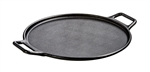 Cast Iron Baking Pan with Loop Handles Preseasoned