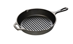 Cast Iron Grill Pan - 10.25 in.