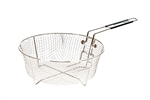 FRY BASKET EASY STOW HANDLE 11""
