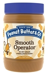 Smooth Operator All Natural Peanut Butter Vegan Kosher Gluten Free