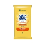 Antibacterial Wipes Citrus