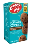 Double Chocolate Brownie Soft Baked Cookies - 6 Oz.