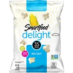 Smart Foods Sea Salt Regular - 0.63 Oz.