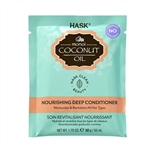 Hask Monoi Oil Deep Conditioner Hair Care Packettes - 1.75 Oz.